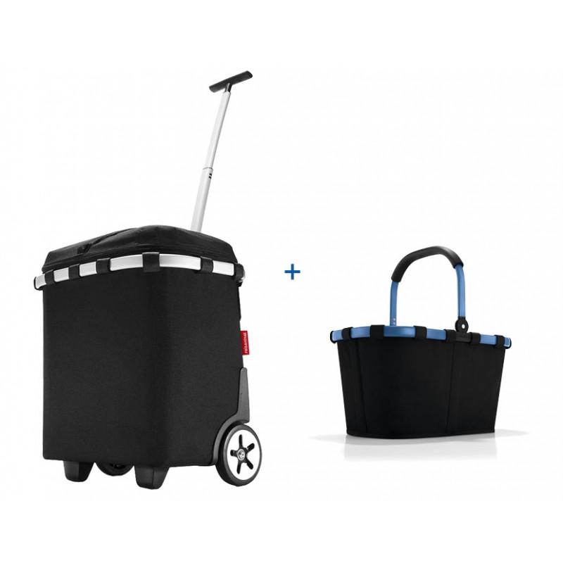 reisenthel® carrycruiser 40l iso black + BK7042 GRATIS