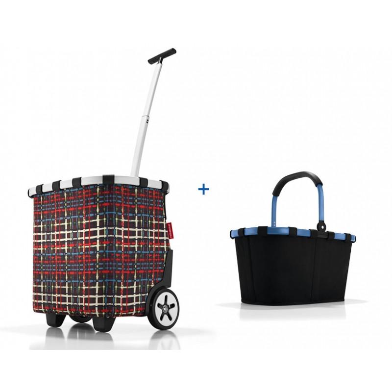 reisenthel® carrycruiser 40l wool + BK7042 GRATIS