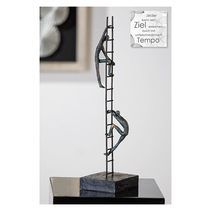 "Casablanca Skulptur ""Balance of Power"""