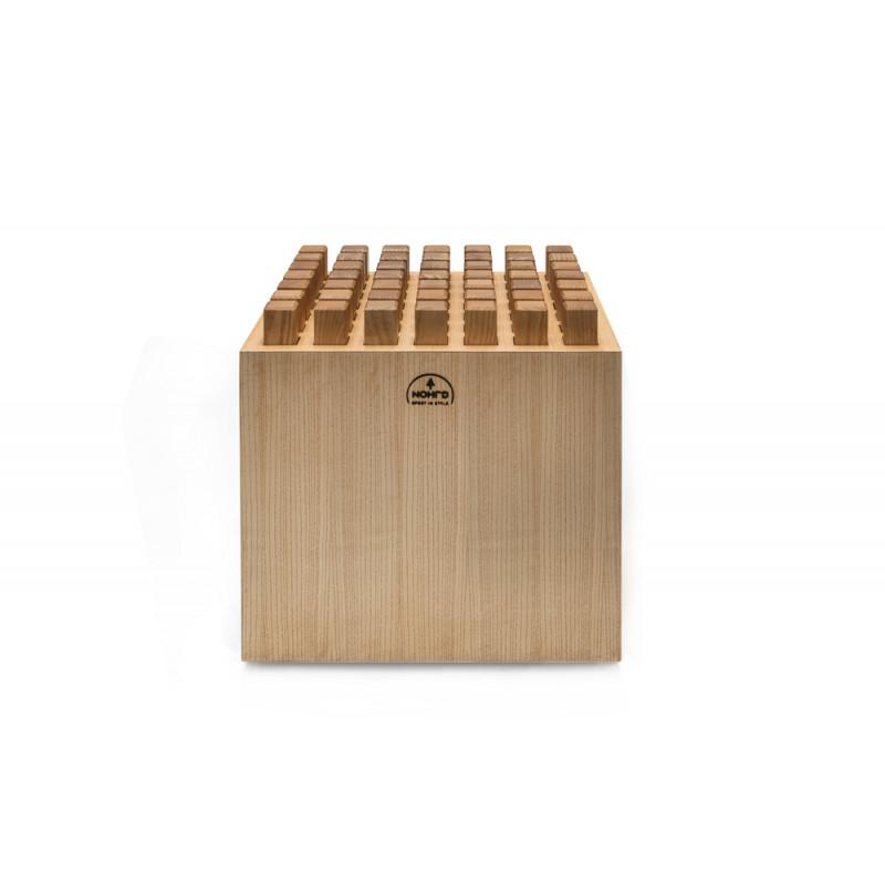 NOHrD HedgeHock Hocker Esche - Sitzmöbel aus Eschenholz