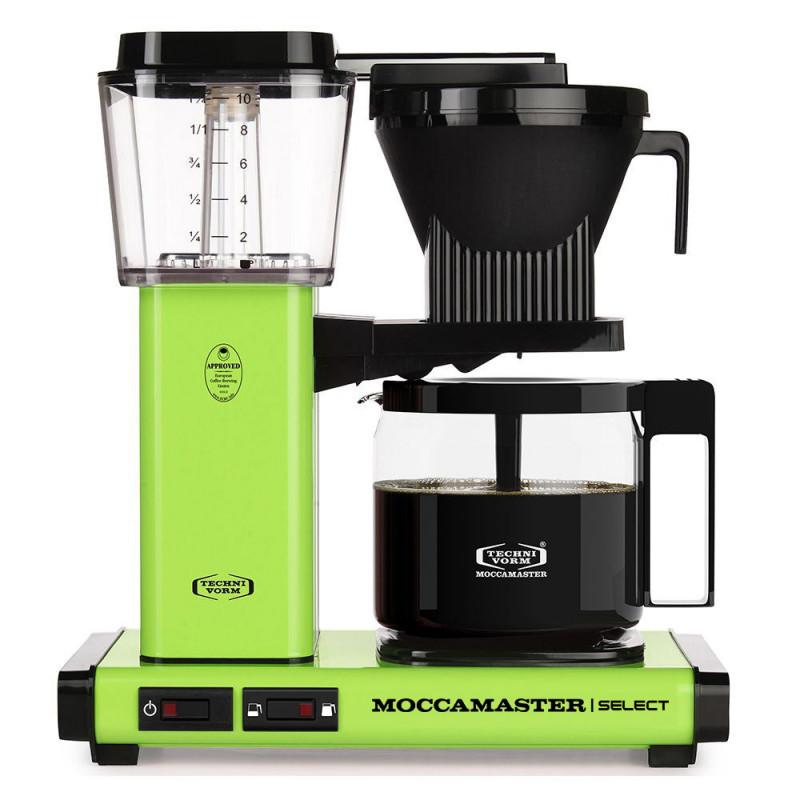 Moccamaster Kaffeemaschine KBG Select Fresh Green