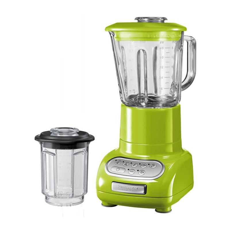 KitchenAid Artisan Standmixer apfelgrün mit Zusatzbehälter