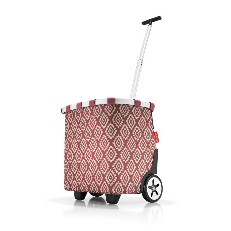 reisenthel® carrycruiser 40l diamonds rouge