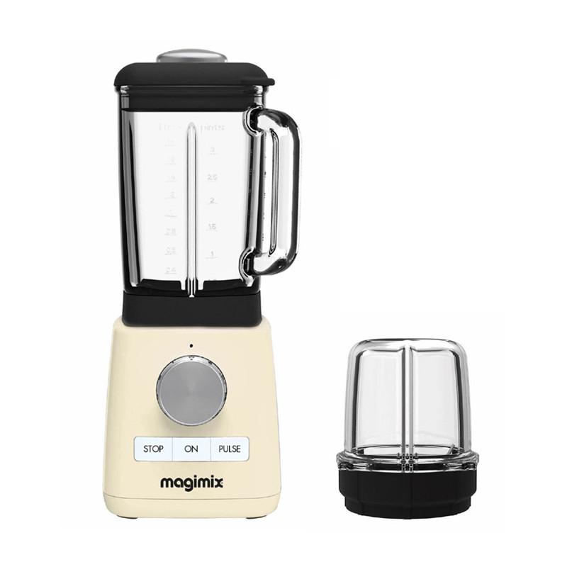 Magimix Blender creme + Minibehälter