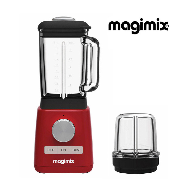 Magimix Standmixer Blender mit Minibehälter