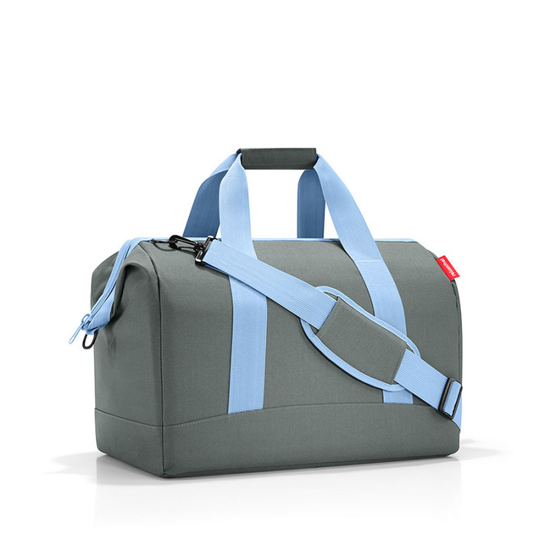 Reisenthel Allrounder L basalt - Tragetasche - grau/blau