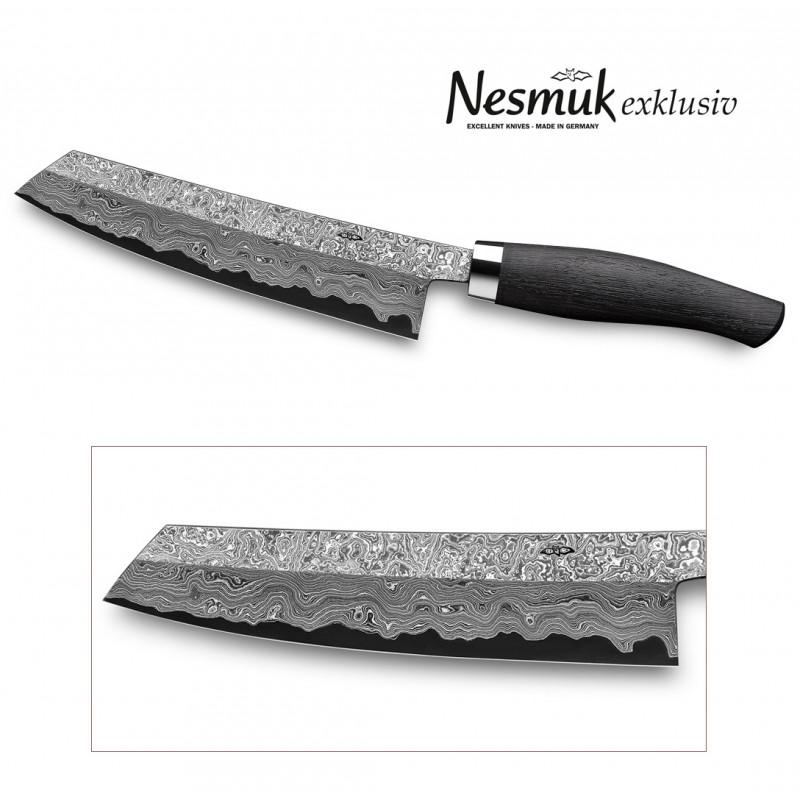 NESMUK EXKLUSIV C150 Kochmesser 18 cm edler Griff Mooreiche im Suhl-Shop