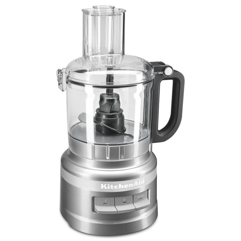 KitchenAid Foodprocessor 1,7 Liter matt grau