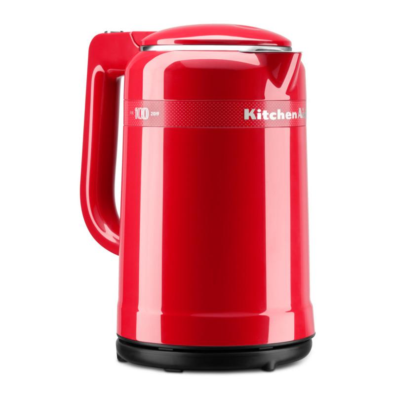 KitchenAid Design Wasserkocher 1,5 l rot Signature red 100Jahre Edition