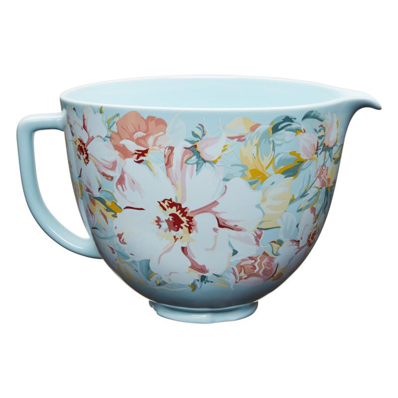 KitchenAid Keramikschüssel 4,7l WhiteGardenia