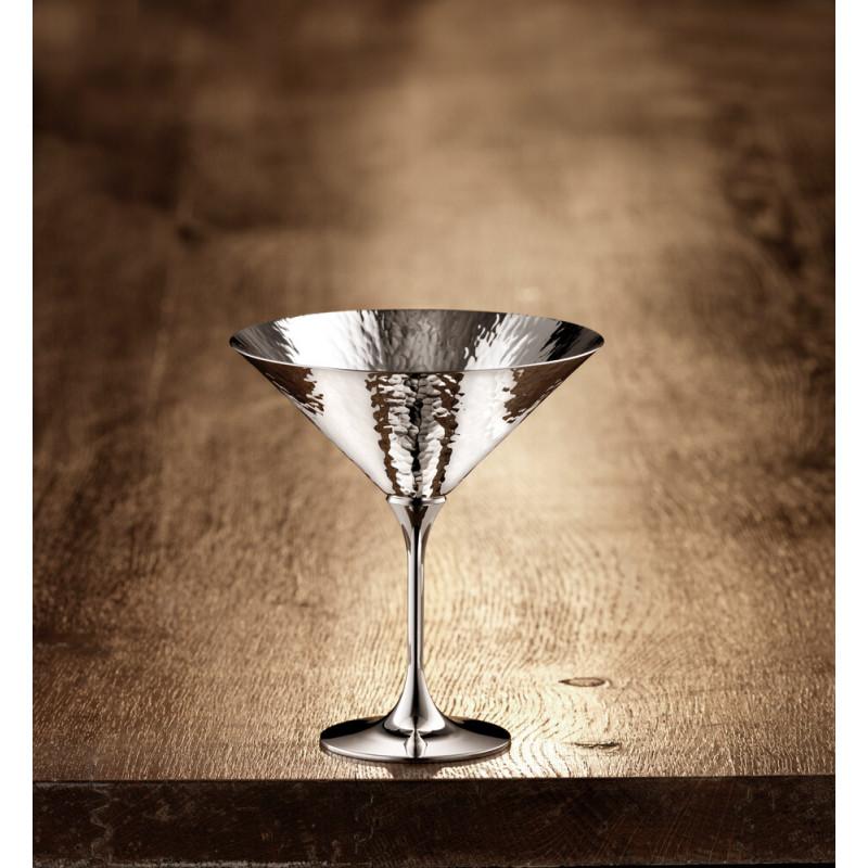 Robbe & Berking Martelé Cocktailschale 90g versilbert, 06301597, 4044395241088