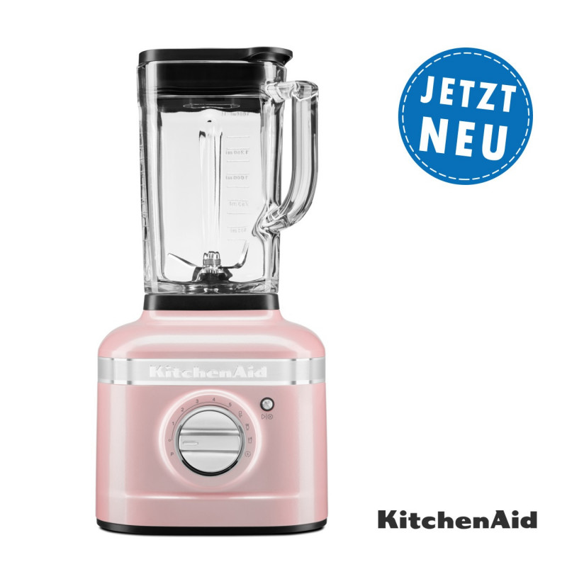 KitchenAid ARTISAN K400 Standmixer 5KSB4026ESP seidenpink
