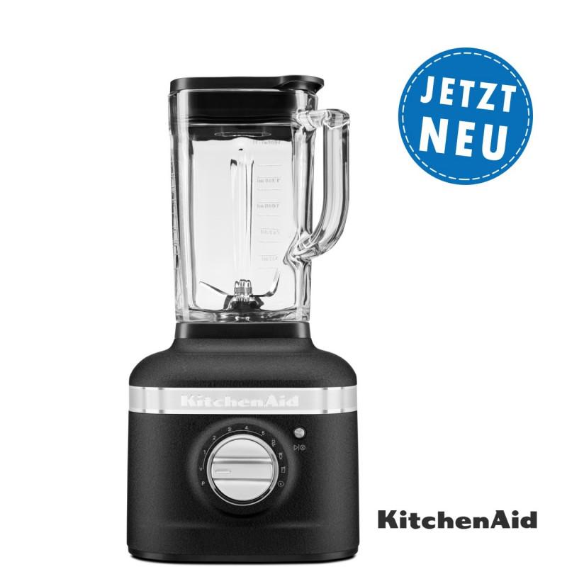 KitchenAid ARTISAN K400 Standmixer 5KSB4026EBK Gusseisenschwarz