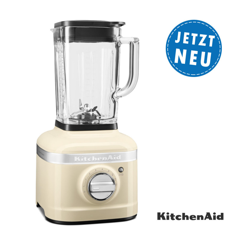 KitchenAid ARTISAN K400 Standmixer 5KSB4026 creme