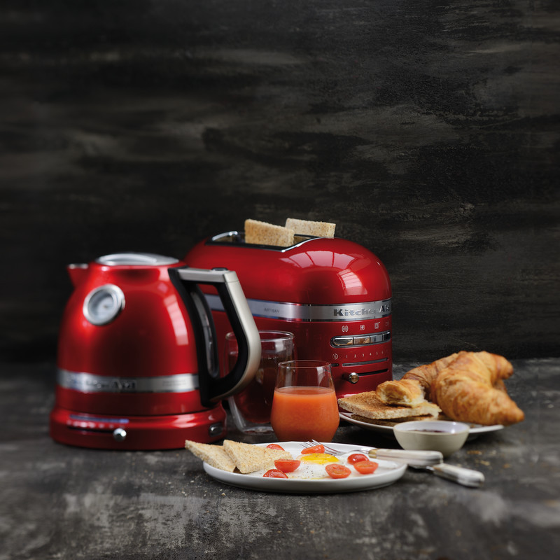 KitchenAid Artisan Wasserkocher + Toaster Set