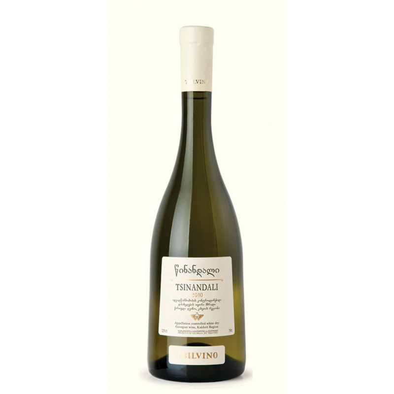 Tbilvino Tsinandali Georgien, trockener Weißwein 0,75l