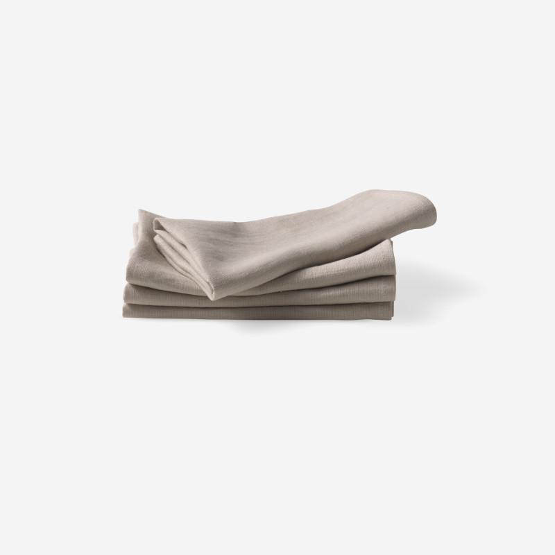 vipp Cloth Napkin Set creme VIPP125, 12531, 5705953166791