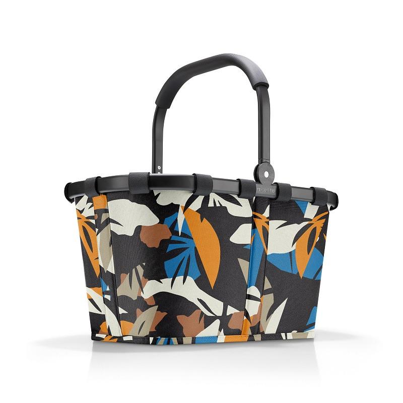 reisenthel Carrybag Einkaufskorb 22l BK7055 frame  miami black