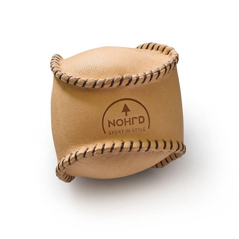 NOHrD HaptikBall 650 g - handgenähte Gewichtsbälle aus Leder,17.102, 4260263011946