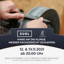 Schleif-Seminar Windmühlenmanufaktur Herder