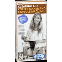 Clean Drop Reinigungsmittel für Moccamaster, 88115, 7027850800126