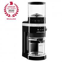 KitchenAid Artisan Kaffeemühle Onyxschwarz 5KCG8433EOB - Frontal