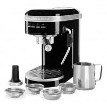 "KitchenAid Espressomaschine ""ARTISAN"" onxy schwarz"