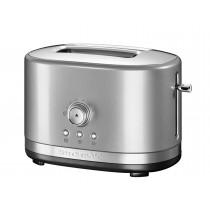 KitchenAid manueller Toaster Kontursilber 5KMT2116ECU