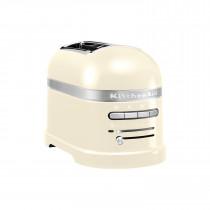 KitchenAid Artisan Toaster creme/mandel 5KMT2204EAC