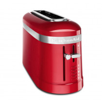 KitchenAid Loft 2-Slice Design 1-Langschlitz-Toaster empirerot