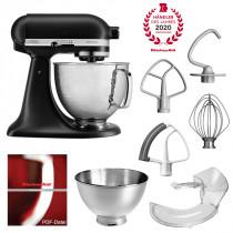 KitchenAid Artisan 5KSM156HMEBM-PS-Plus