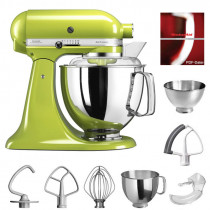 KitchenAid Küchenmaschine green apple