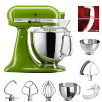 KitchenAid Artisan Küchenmaschine 175PS Matcha Grün 4,8 Liter - neue Farbe