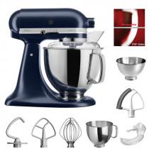 KitchenAid Artisan Küchenmaschine 175PS Tintenblau 4,8 Liter