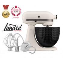 KitchenAid ARTISAN Küchenmaschine 5KSM180CBELD LIGHT AND SHADOW Limited Edition Sparset