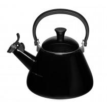 Le Creuset Wasserkessel Kone 1,6 l schwarz