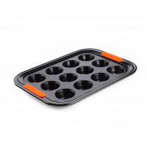 Le Creuset 12er Mini Muffinform im Suhl Online Shop
