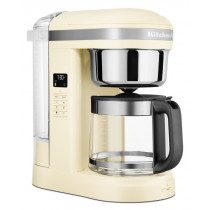 KitchenAid Kaffeemaschine 1,7 DRIP creme 5KCM1208EAC