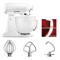 KitchenAid Artisan Küchenmaschine 5KSM156EFP frosted Pearl 4,8 Liter