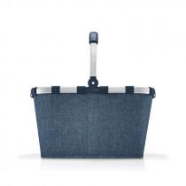 reisenthel® Carrybag Einkaufskorb 22l  twist blue