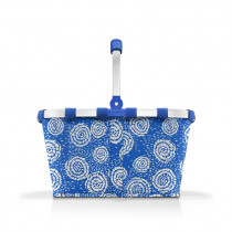 reisenthel Carrybag Einkaufskorb 22l BK4070 batik strong blue