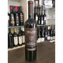 Tbilvino Khvanchkara 2019, lieblicher Rotwein aus Georgien 0,75l