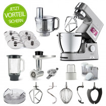 KCL95.424SI Kenwood Küchenmaschine Cooking Chef Connect