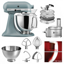 KitchenAid Küchenmaschine 175PS Foodprocessor Set