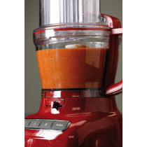 KitchenAid Food Prozessor 3,1 l empire rot