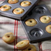 KitchenAid Backformen Donuts 2tlg.