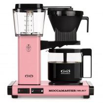 Moccamaster Kaffeemaschine KBG Select Rosa/Pink