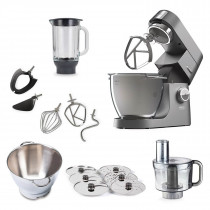 Kenwood Chef XL Titanium - Megapaket