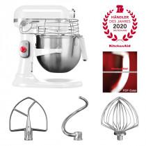 KitchenAid Artisan Küchenmaschine 6,9l PROFESSIONAL weiss 5KSM7990XEWH