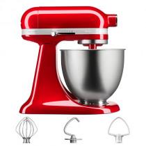 KitchenAid Küchenmaschine 3,3-L-Mini liebesapfelrot
